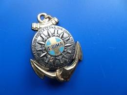 4° Régiment D'Infanterie De Marine , Insigne Infanterie , Insigne , Drago Paris - Armée De Terre