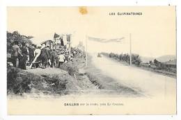 COUPE GORDON BENNETT  (cpa 63) 1905 - Les Elimininatoires - CAILLOIS Sur La Route Près Le Cratère    -  L 1 - France