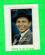 STAMPS - USA Sc# 4265  Frank Sinatra Singer  Actor Hollywood - Used - - Etats-Unis