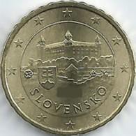 Slovakije 2019    10 Cent     UNC Uit BU  UNC Du Coffret  !! - Slovaquie
