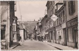 25 Ornans  Grande Rue ,hotel De France - Autres Communes