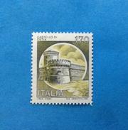 1980 ITALIA FRANCOBOLLO NUOVO STAMP NEW MNH**  - CASTELLI D'ITALIA CASTELLO OSTIA 170 LIRE - - 1946-.. Republiek