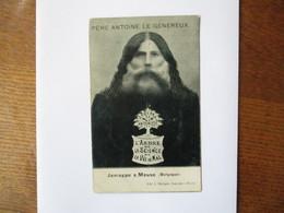 JEMEPPE SUR MEUSE PERE ANTOINE LE GENEREUX CULTE ANTOINISTE EDIT. J. MATAGNE JEMEPPE - Seraing