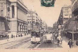 13 / MARSEILLE / LA CANNEBIERE / MG 13 - Marsiglia