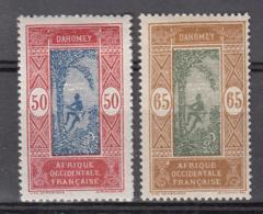 Dahomey - 70 + 76 * - Unused Stamps