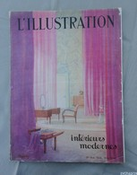L'ILLUSTRATION - Special INTERIEURS MODERNES 27 MAI 1933 - 1900 - 1949