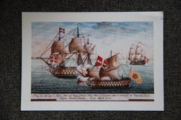 Histoire : Prise Du Soleil D'Or D'ALGER Dans Les Eaux D'ORAN Par Le Vaisseau SAINT JEAN , Le 20 Avril 1721. - History