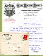"""PARIS (75) : """" MAISON BOUASSE-LEBEL: Images Religieuses """"  1908 - France"""