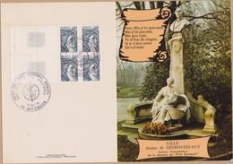 CARTE 1978  CONGRES NATIONAL ANNUEL WATTIGNIES ( LE P'TIT QUINQUIN V PHOTOS - Marcophilie (Lettres)