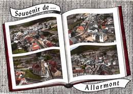 ALLARMONT - Vues Multiples - Eglise - Livre Ouvert - Autres Communes