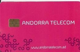 TARJETA ANDORRA - Télécartes