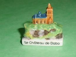 Fèves / Pays / Région : Le Chateau De Dab , Pays De Sarrebourg T9 - Regionen