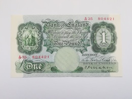 GRAN BRETAGNA 1 POUND - 1952-… : Elizabeth II
