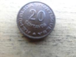 Angola  20  Centavos  1962  Km 78 - Angola