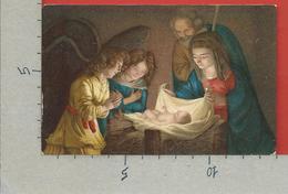 CARTOLINA NV ITALIA - SANTA FAMIGLIA - Gherardo Delle Notti - Firenze - 9 X 14 - Christmas