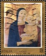 Italia 2018 Natale Soggetto Religioso - 1946-.. République