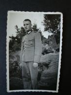 2. WK., Original Foto, Soldat Mit Orden, Sportabzeichen - Dokumente