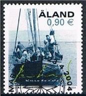 Aland 2004 - Ship - President Mauno Koivisto - Aland