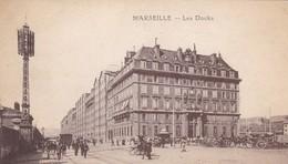 13 / MARSEILLE / LES DOCKS - L'Estaque