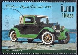 Aland 2005 - Vintage Cars - Aland
