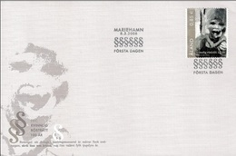Aland 2006 FDC - The 100th Anniversary Of Women's Suffrage - Aland