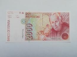 SPAGNA 2000 PESETAS 1992 - [ 4] 1975-… : Juan Carlos I