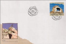 Aland 2006 FDC - The 150th Anniversary Of The Demilitarisation - Aland