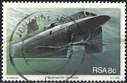 South Africa 1982 - Mi 597 - YT 502 ( Submarine ) - Afrique Du Sud (1961-...)