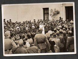 S/w Ak Aus Einer Serie,  Photo Hoffmann B 4, Berlin 6. Juli 1940 Einzug Des Kanzlers  In Der Reichskanzlei - Allemagne
