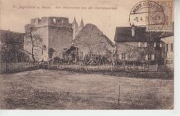 N. - INGELHEIM A. RHEIN - Alte Mauerreste Aus Der Karolingerszeit    PRIX FIXE - Ingelheim