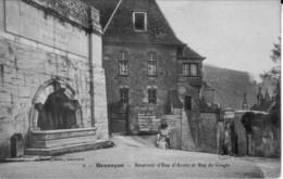 CPA De Besançon - Edition Liard N° 6. Réservoir D'eau D'Arcier Et Rue Du Cingle. Non Circulée. Bon état. - Besancon