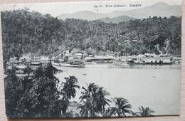 Jamaica Port Antonio 1911 - Postcards