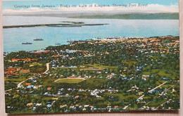 Jamaica Port Royal - Postcards