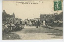 CHARENTONNEAU - Chemin De Halage - Vue Prise De La Tourelle - France