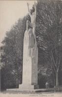 Aviation - Monument Aviateur Wilbur Wright Sculpteur Landowski - Aviateurs