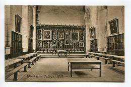 Hall Winchester College - Winchester