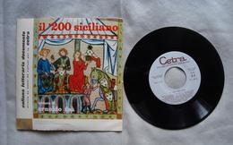 Il 200 Siciliano Arnoldo Foa Collana Letteraria Cetra Disco Vinile 33 Giri 1964 - Dischi In Vinile
