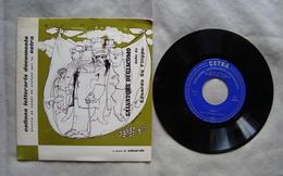 Salvatore Di Giacomo Eduardo Collana Letteraria Cetra Disco Vinile 33 Giri 1961 - Dischi In Vinile