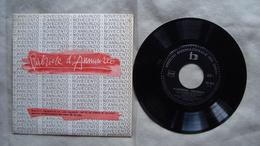 Gabriele D'Annunzio Novecento Enrico M Salerno 1960 Disco Vinile 33 Giri - Vinyl-Schallplatten