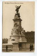 Queen Victoria Memorial London - London