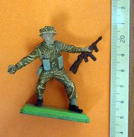 SOLDATINO TOY SOLDIER BRITAINS DEETAIL 1971   VINTAGE - Figurini & Soldatini