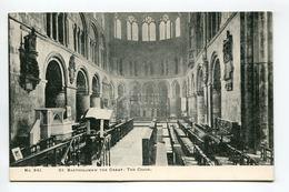The Choir St Bartolomew The Great - London