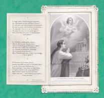 L'Eucharistie, Paradis De La Terre, Canivet à Rabat éd. Ch. Letaille Pl. 12 - Devotion Images