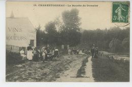 CHARENTONNEAU - La Buvette Du Domaine - France