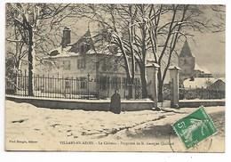 VILLARS En AZOIS 1913 CHÂTEAU Près LA FERTE Bar Sur Aube Châteauvillain Joinville Chaumont Bains Langres Saint Dizier - France