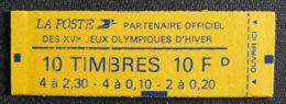 FRANCE - CARNET MIXTE 1502 - Booklets