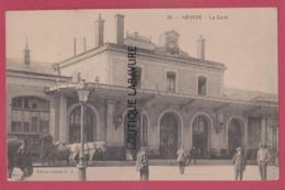 58 - NEVERS--La Gare--animé - Nevers
