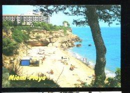 CPM Espagne MIAMI PLAYA Playa - Tarragona