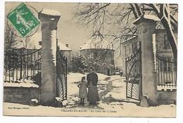 VILLARS En AZOIS 1913 CHÂTEAU Près LAFERTE LA FERTE Bar Sur Aube Châteauvillain Joinville Chaumont Langres Saint Dizier - France