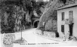 CPA De Besançon - Edition Liard. Le Trou Aux Loups à Morre. Circulée En 1906. Bon état. - Besancon